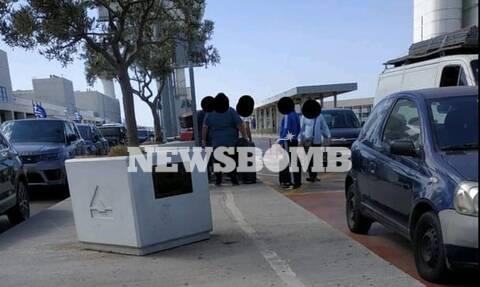 Βίντεο ντοκουμέντο του Νewsbomb.gr: Έτσι δρούσε το κύκλωμα διακινητών με «έδρα» το Ελ. Βενιζέλος