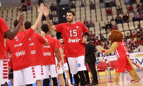 Ολυμπιακός: Επέστρεψε μετά από 879 ημέρες στη Basket League (video)