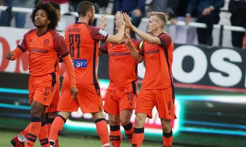 ΟΦΗ-ΠΑΟΚ: Πρεμιέρα με... γκολ για την πορτοκαλί φανέλα (video)