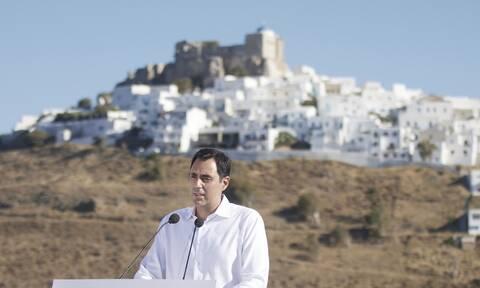 Σμυρλής- Enterprise Greece: Στόχος η αύξηση των άμεσων ξένων επενδύσεων σε 4% επί του ΑΕΠ ως το 2023