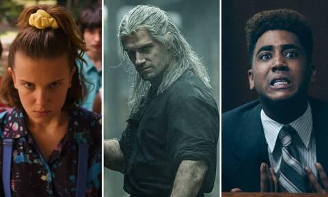 Οι πιο δημοφιλείς σειρές στην μέχρι τώρα ιστορία του Netflix