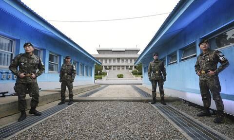 Σύνορα Κορέα