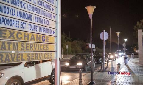 Ουρές χιλιομέτρων στα Σκόπια: Οι Έλληνες πάνε καζίνο παρά το lockdown