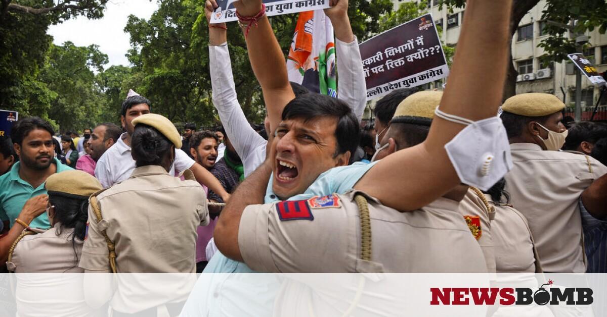 facebookindia protests