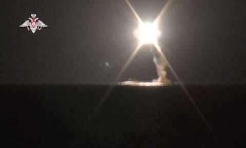 Ρωσία: Δοκιμαστική εκτόξευση του υπερηχητικού πυραύλου Zircon από πυρηνικό υποβρύχιο
