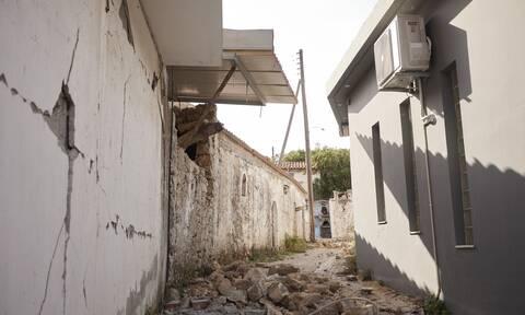 Σεισμοί - Χουριάλας: Μόνο το 20% των κτηρίων ελεγμένο στην επικράτεια από το 1999