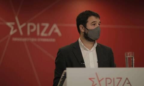 ΣΥΡΙΖΑ-Ηλιόπουλος: Το κύμα ακρίβειας δεν μπορεί να αντιμετωπιστεί χωρίς αύξηση του κατώτατου μισθού