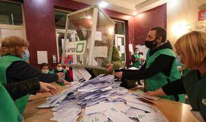 """Правящая в Грузии партия """"Грузинская мечта"""" победила на местных выборах с 46,69%"""