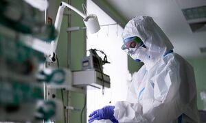 В России выявили 25 781 случай заражения коронавирусом за сутки