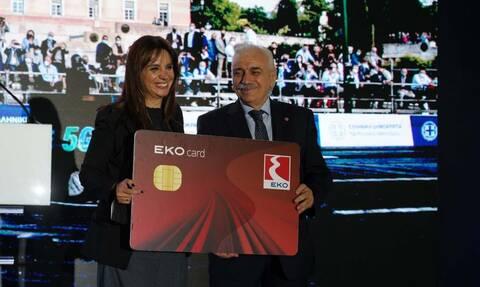 Ο υφυπουργός Αθλητισμού τίμησε τους εθελοντές του Ε.Ε.Σ. για την προσφορά τους στο Ράλλυ Ακρόπολις