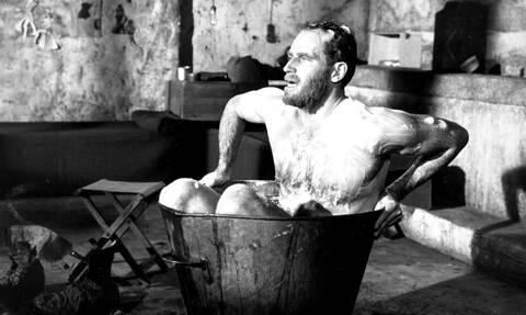 Charlton Heston: Μήπως ήταν ατάλαντος τελικά;