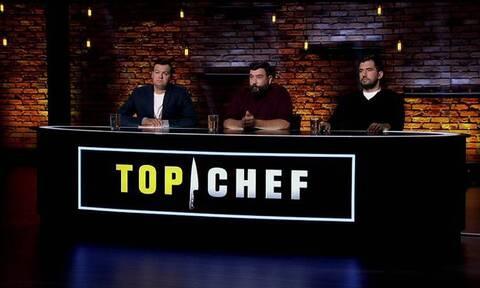 Top Chef: Ο πρώτος υποψήφιος της εβδομάδας