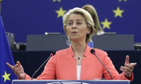 ΕΕ: Επικοινωνία Ούρσουλα Φον Ντερ Λάιεν - Τζο Μπάιντεν