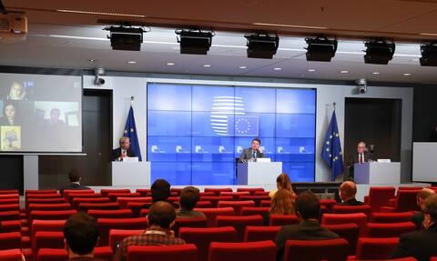 Eurogroup: Σε δύο δόσεις τα μέτρα αντιμετώπισης των ανατιμήσεων - Τι αποφασίσθηκε