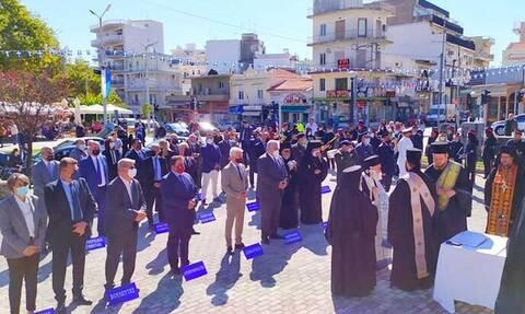 Ξάνθη: Ο δήμος απαντά σε μειονοτικό βουλευτή για «αποκλεισμό τους από την κατάθεση στεφάνου»
