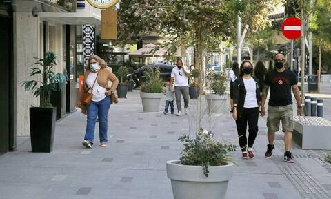 Κορονοϊός στην Κύπρο: Ένας θάνατος και 117 νέα κρούσματα ανακοινώθηκαν τη Δευτέρα (4/10)