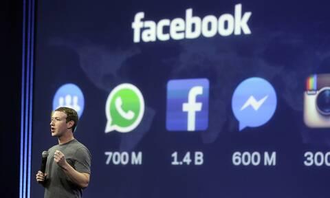 Επανήλθαν Facebook, Instagram και WhatsApp - «Συγγνώμη» από τον Μαρκ Ζούκερμπεργκ