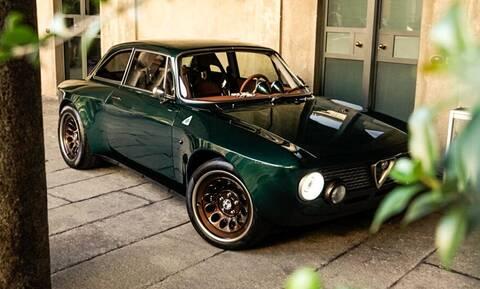 Αυτή η Alfa Romeo GT Super της Totem έχει έως 629 ίππους