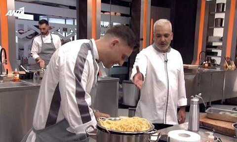 Game of Chefs: «Εξερράγη» ο Άγγελος Λάντος – «Αυτό που έχεις κάνει είναι χάλια» (video)
