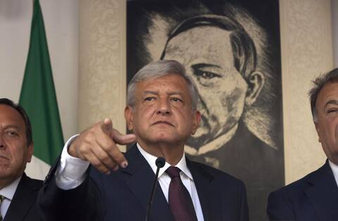 O Mανουέλ Λόπεζ Ομπραδόρ