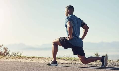 Οι απόλυτες ασκήσεις για πολύ δυνατά γόνατα