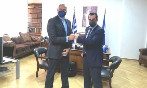 ΕΟΔΥ: Νέος πρόεδρος ο καθηγητής Θεοκλής Ζαούτης