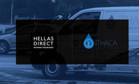 Παγκόσμια Ημέρα κατοικίας: Η Hellas Direct και φέτος στο πλευρό της οργάνωσης Ithaca Laundry