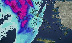 Καιρός: Έρχεται κακοκαιρία διαρκείας - Ποιες περιοχές θα «χτυπήσουν» τα ισχυρά φαινόμενα