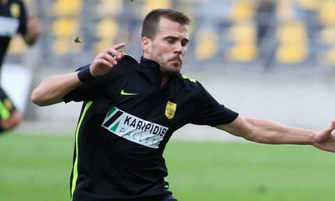 Νίκος Τσουμάνης ποδοσφαιριστής