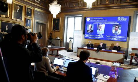 Νόμπελ Φυσικής 2021: Αυτοί είναι οι τρεις επιστήμονες που μοιράζονται το βραβείο