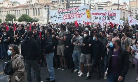 Πανεκπαιδευτικό συλλαλητήριο την Τετάρτη στα Προπύλαια