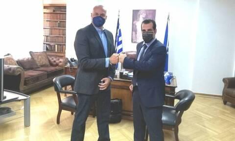 Professor Theoklis Zaoutis new EODY chief