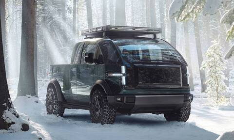 Canoo: Το αυτοκίνητο που ζηλεύει ο Elon Musk