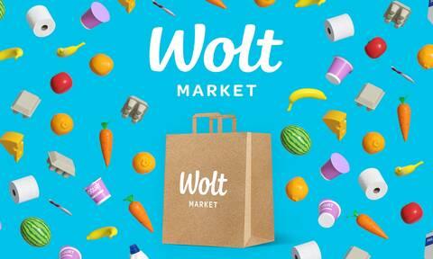 Το Wolt Market επεκτείνεται στα βόρεια προάστια