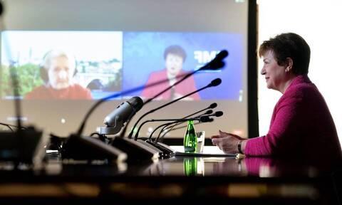 Γκεοργκίεβα -ΔΝΤ: Η παγκόσμια οικονομία εξακολουθεί να χωλαίνει – Εμπόδια ο πληθωρισμός και το χρέος