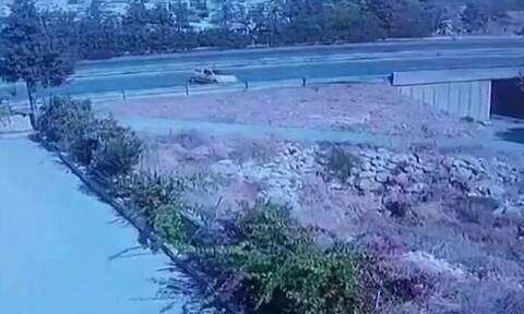 Κρήτη: Θλίψη για το θάνατο του 56χρονου γεωπόνου - Βίντεο ντοκουμέντο από το δυστύχημα
