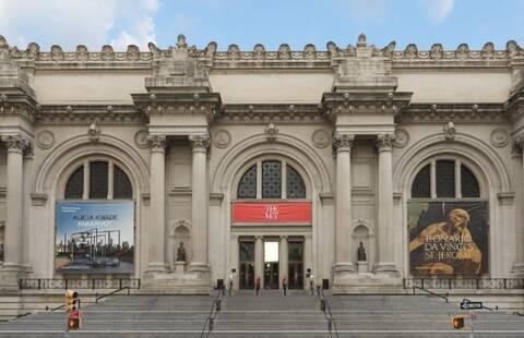 ΜΕΤ Νέας Υόρκης: Πάνω από 200 έργα στο «σφυρί» λόγω πανδημίας