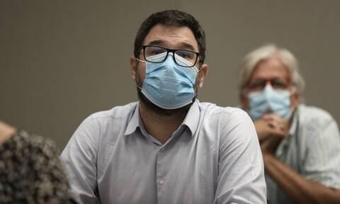 Ηλιόπουλος: Ο κ. Μητσοτάκης θα κληθεί να απαντήσει για τις ευθύνες του στη διαχείριση της πανδημίας