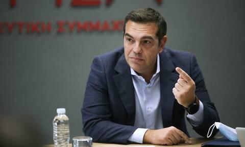 Τσίπρας ΣΥΡΙΖΑ Ευρωπαίοι Σοσιαλιστές