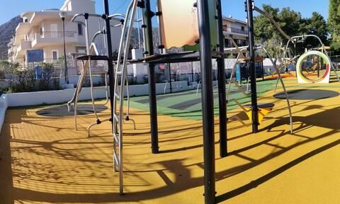 Αλεξανδρούπολη: Ανακατασκευή 79 παιδικών χαρών του Δήμου Αλεξανδρούπολης