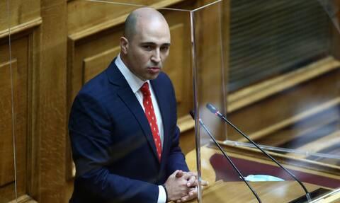Κωνσταντίνος Μπογδάνος: Οι 20 ημέρες που έφεραν τη διαγραφή του από την κοινοβουλευτική ομάδα της ΝΔ