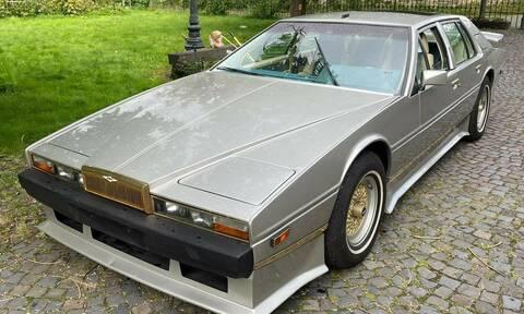 Αυτή είναι η Aston Martin του Σαντάμ Χουσεΐν