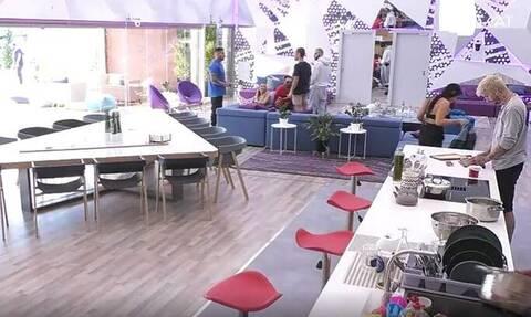 Big Brother: Απέκρυψε πως είχαν φλερτ πριν το παιχνίδι και δέχθηκε ποινή (videos)