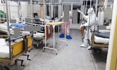 Κορονοϊός: Γι' αυτό έχει «κοκκινίσει» η Βόρεια Ελλάδα – Η εικόνα για νοσοκομεία και εμβολιασμούς