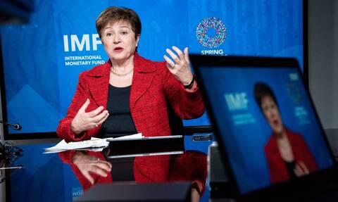 Σήμερα η ημέρα της κρίσης για την Κρισταλίνα Γκεοργκίεβα στο ΔΝΤ