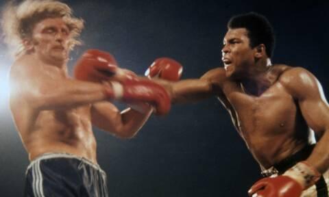 O θρύλος της πυγμαχίας, Μοχάμεντ Άλι