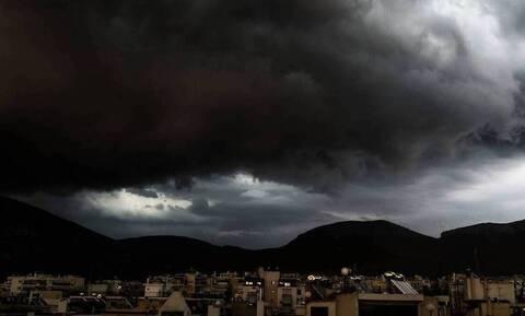 Καιρός: Προειδοποίηση Αρναούτογλου για επικίνδυνες καταιγίδες - Προσοχή σε Αττική, Εύβοια