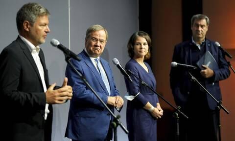 Γερμανία: Οι Πράσινοι δείχνουν κυβέρνηση «Φανάρι» με Σοσιαλδημοκράτες και Φιλελεύθερους