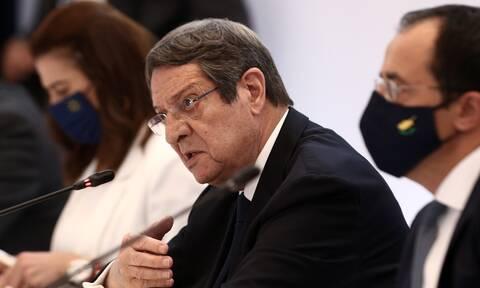 Νίκος Αναστασιάδης: ΗΆγκυρα δεν θα διστάσει να επαναπροωθήσει μετανάστες προς την ΕΕ