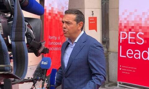The accession perspective of the Western Balkans is of strategic importance, Tsipras says